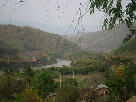 Huai Khum Resort : MAGNIFIQUE PANORAMA