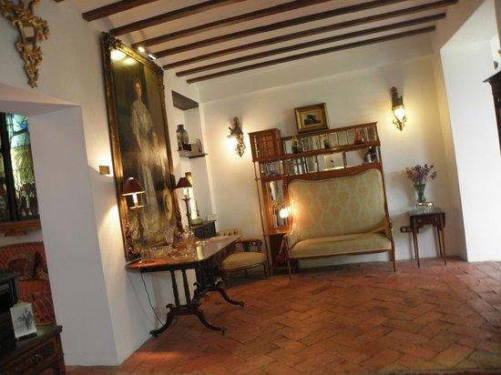Musée du Verre et Cristal : inside the musuem