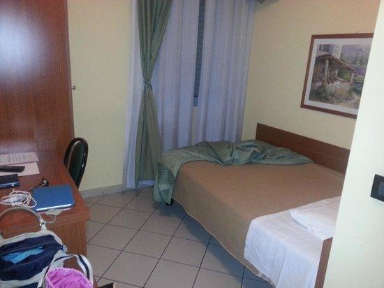 Hotel dore' : La camera
