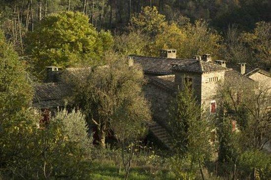 Domaine de Bayssac : vue
