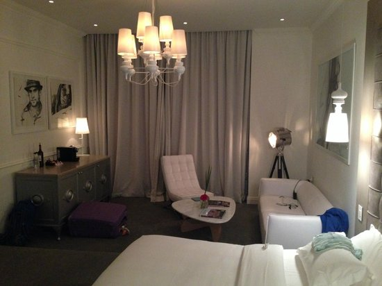 The Marly Hotel: Room