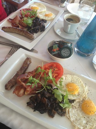 The Marly Hotel: Marly Breakfast Part2