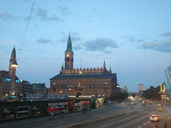 The Square Copenhagen: Vue de la chambre