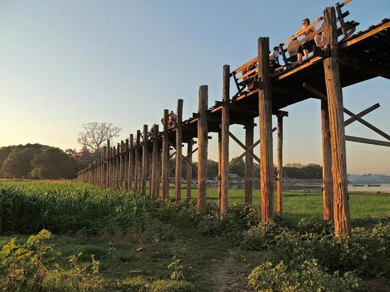 Pont d'U Bein : U Bein Bridge
