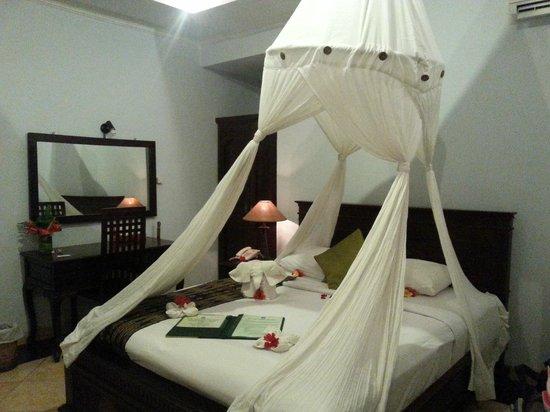 Puri Asri Villa & Spa : room