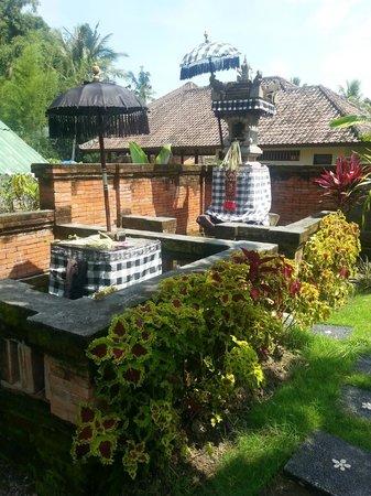 Puri Asri Villa & Spa : garden