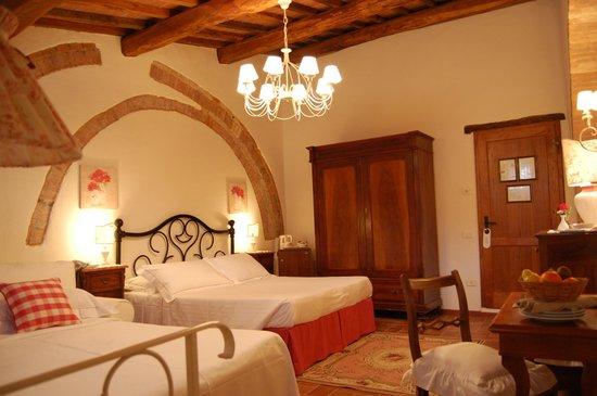 Hotel Belvedere Di San Leonino: Triple Room