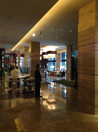Hilton Beijing Wangfujing: lobby