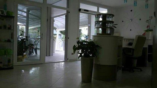 Hotel Anastasi: L'ingresso