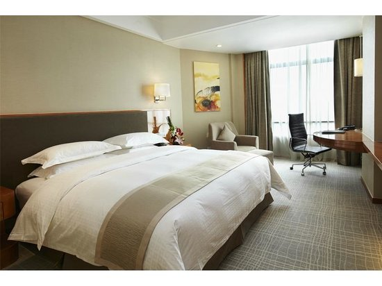 Ramada Pudong Airport Shanghai: Executive Superior King Room