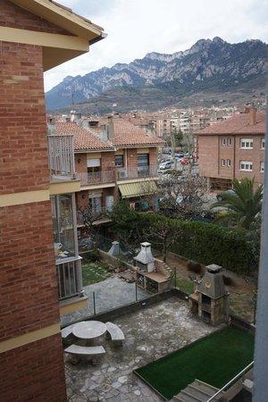 Hotel Estel: view