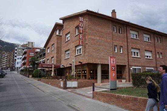 Hotel Estel: outside