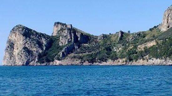 Hotel La Certosa: il mare di Nerano