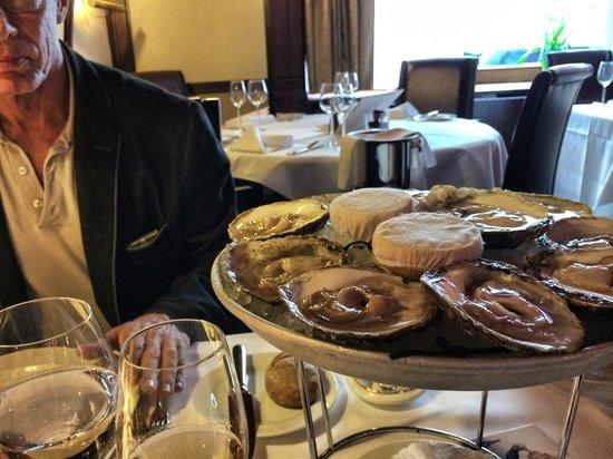 Hummer & Austernbar Zurich: Vater-Sohn-Essen - unbezahlbar