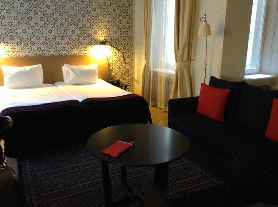 Neiburgs Hotel : Studio room