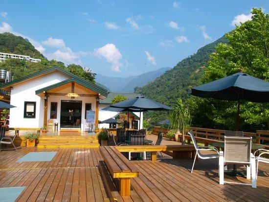 Tangyue Hot Springs Resort: 湯悅咖啡廳