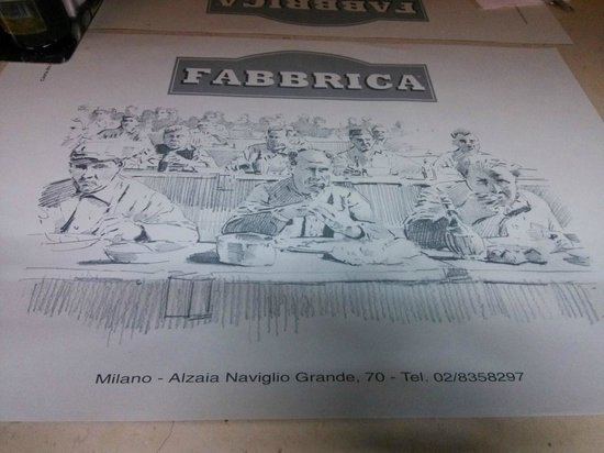 Fabbrica Pizzeria: La Fabbrica