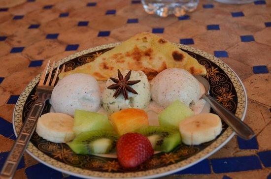 L'atelier Faim d'Epices : Dessert