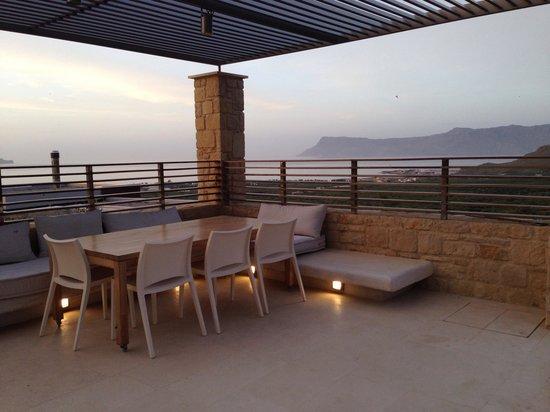 Youphoria Villas : Terrace