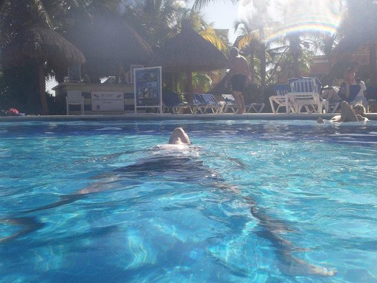Grand Bahia Principe Tulum : piscine