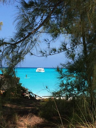 Club Med Columbus Isle : Vue