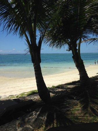 LUX* Belle Mare: un tout petit bout de plage