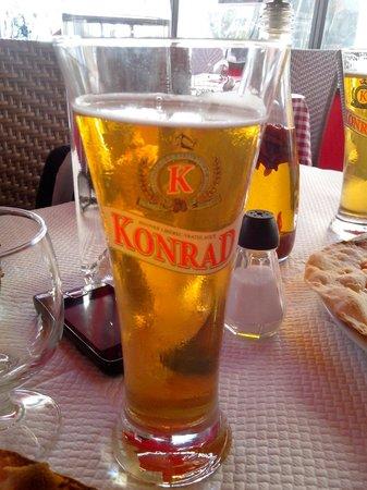 La Claire Fontaine : Et la bière qui accompagne!