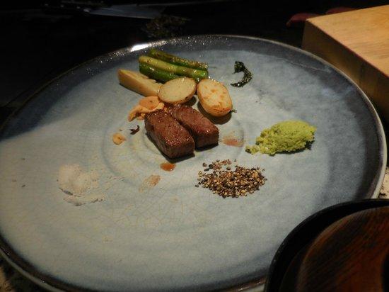 Moriya Honten: Kobe beef