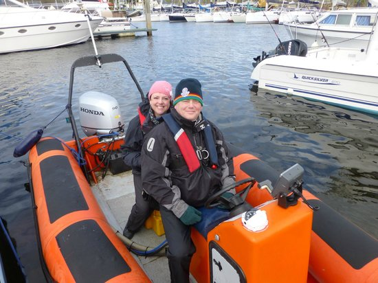 Seatrek Marine Services: Back to the Marina