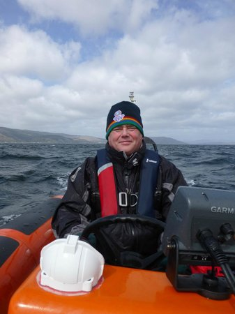 Seatrek Marine Services: Tony Bumpy Birthday Ride