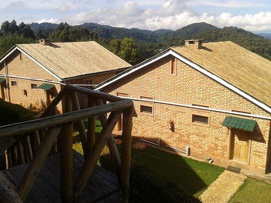 Ruhija Gorilla Safari Lodge: Deluxe Block