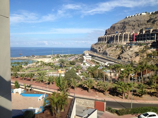 Aparthotel Mirador del Atlantico: Utsikt
