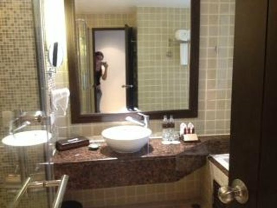 Garden Cliff Resort and Spa: Bagno