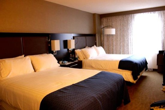 Holiday Inn Washington - Capitol: Double room with Queen size beds