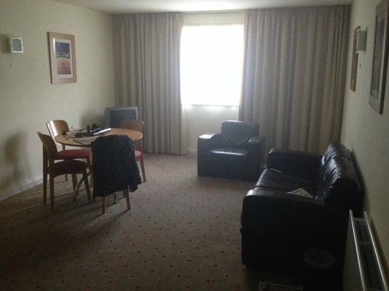 Lahinch Golf & Leisure Hotel: sitting area