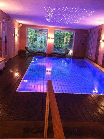 Hotel Schwarzenberg: pool