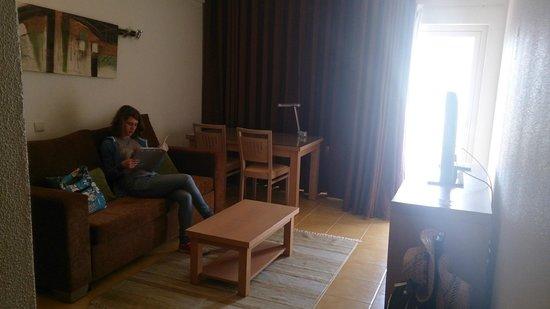 Albufeira Sol Suite Hotel & Spa: SITTING ROOM