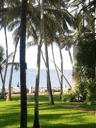 The Plaza Beach Hotel: Sea view rooms