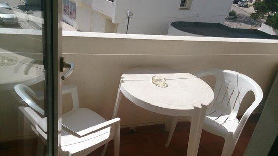 Albufeira Sol Suite Hotel & Spa: BALCONY