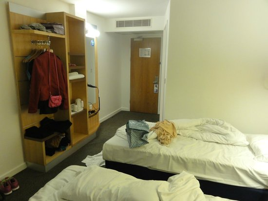 Holiday Inn Express London-Limehouse: chambre