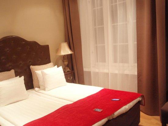 Best Western Hotel Karlaplan: Sängen
