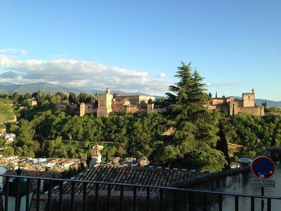 Restaurante Estrellas de San Nicolas: The View