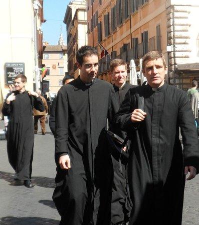 Gli Scipioni Bed & Breakfast : LA CIUDAD DE ROMA