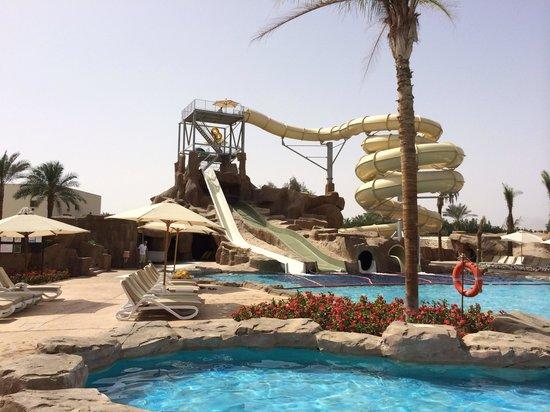 Reef Oasis Beach Resort : Аквапарк