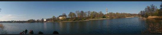 Djurgarden: Panoramica del parco