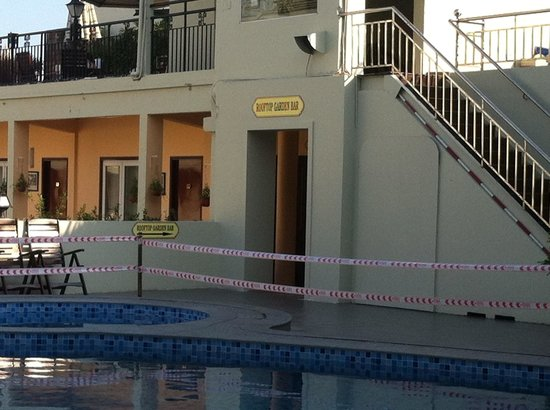 Rex Hotel : Pool under maintaineance??????