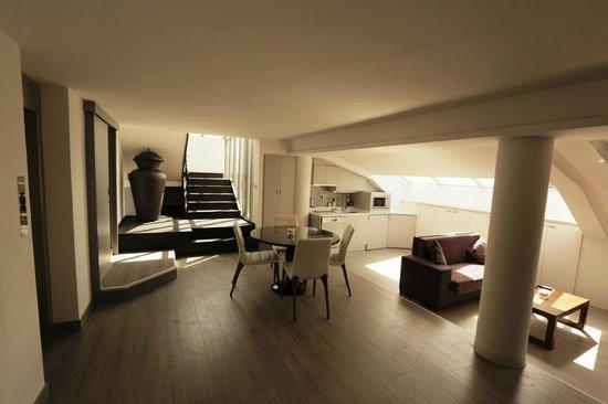 Molton Hotel Nisantasi: Duplex Suite