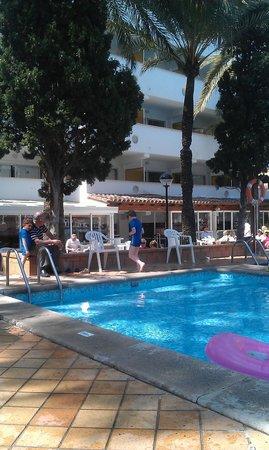 Ola Club Panama: the pool