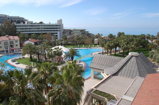 Barut Arum: Room with a view