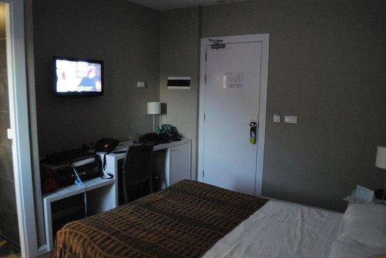 Hotel Balneario Alhama de Aragon: Habitación hotel
